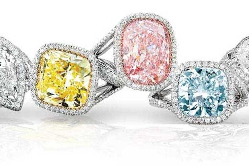 Diamonds from King Jewelers, Nashville