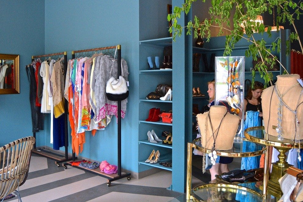 Hope, a new designer boutique in 12 South