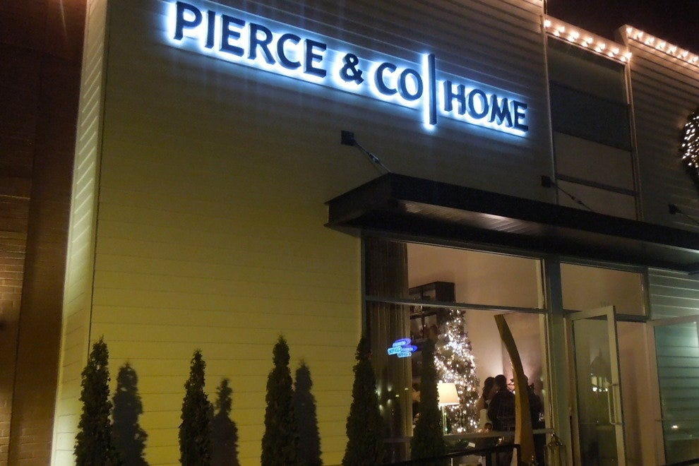 The newest Pierce & Co., located on McEwen Drive