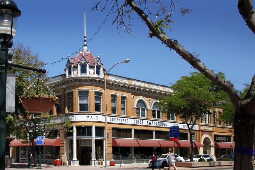 First Awakenings restaurant, Salinas, CA