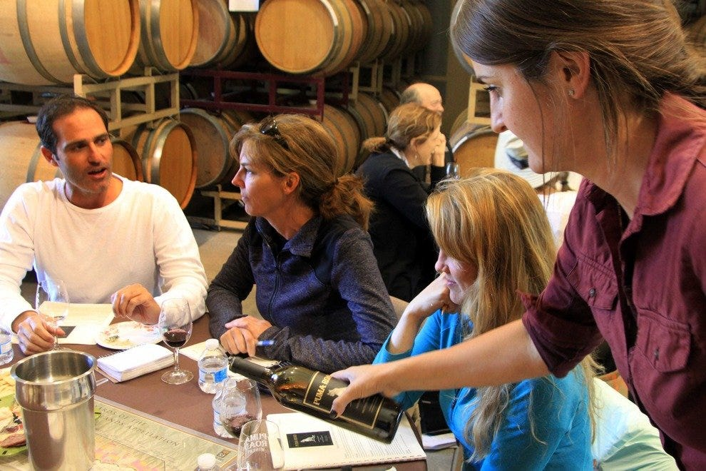 Taste Your Way Along River Road Wine Trail