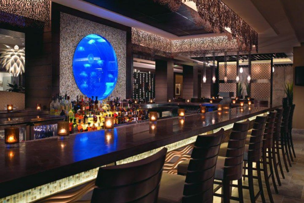 Atlantic Grille - The Seagate Hotel & Spa