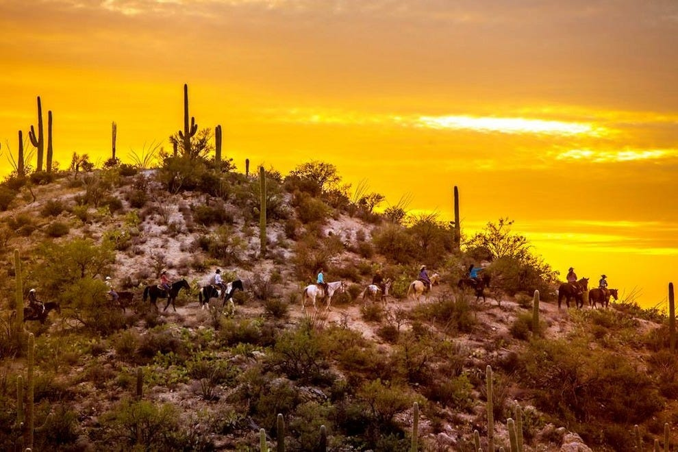 Tanque Verde Ranch Tucson Hotels Review 10best Experts