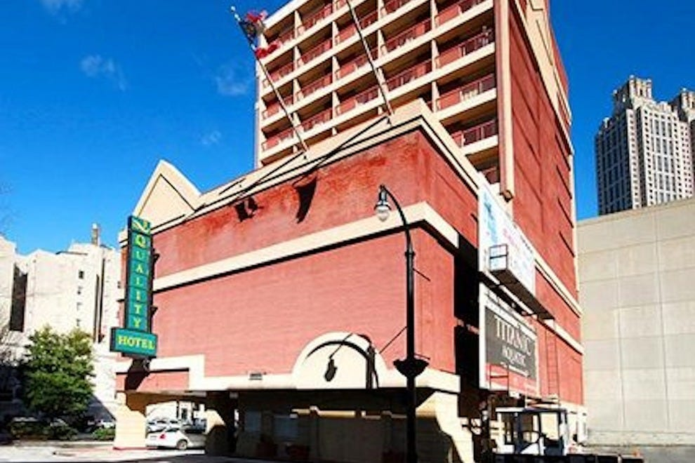 Quality Hotel Downtown Atlanta