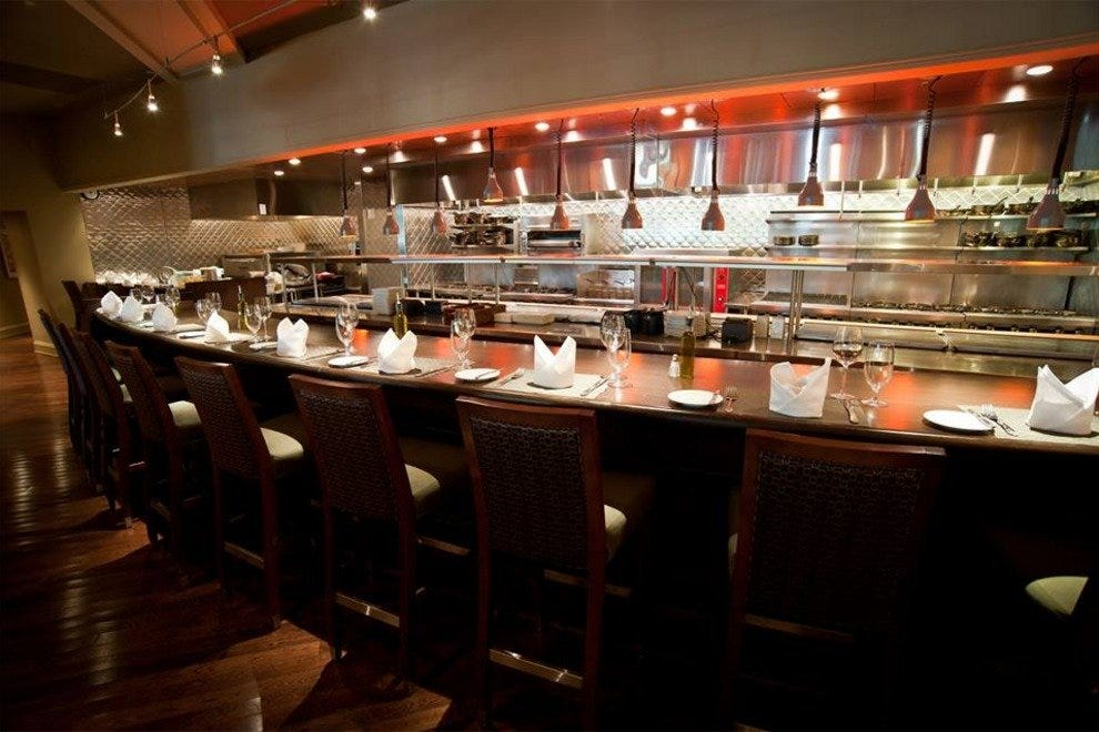 Davio's Northern Italian Steakhouse-Atlanta