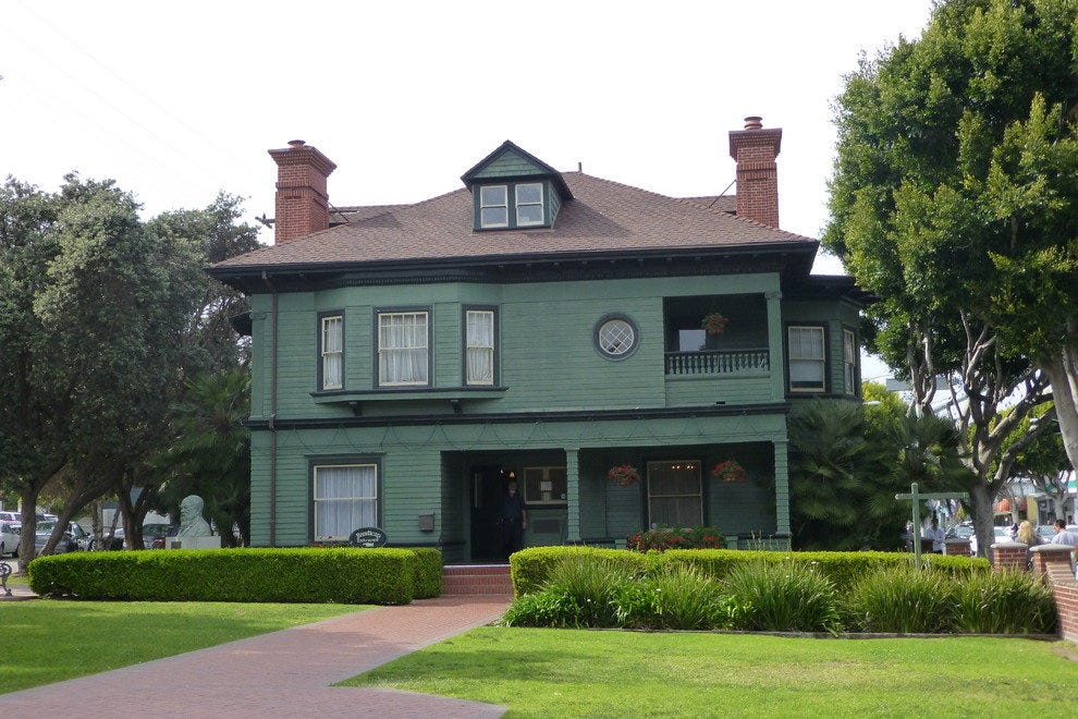 加利福尼亚遗产博物馆