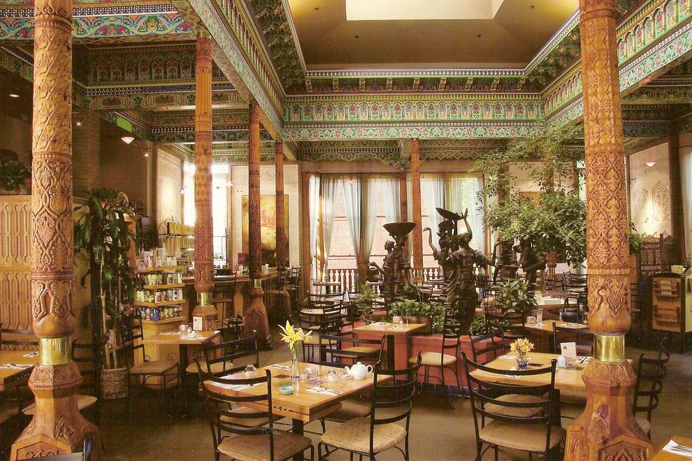 Boulder Dushanbe Teahouse Denver Restaurants Review