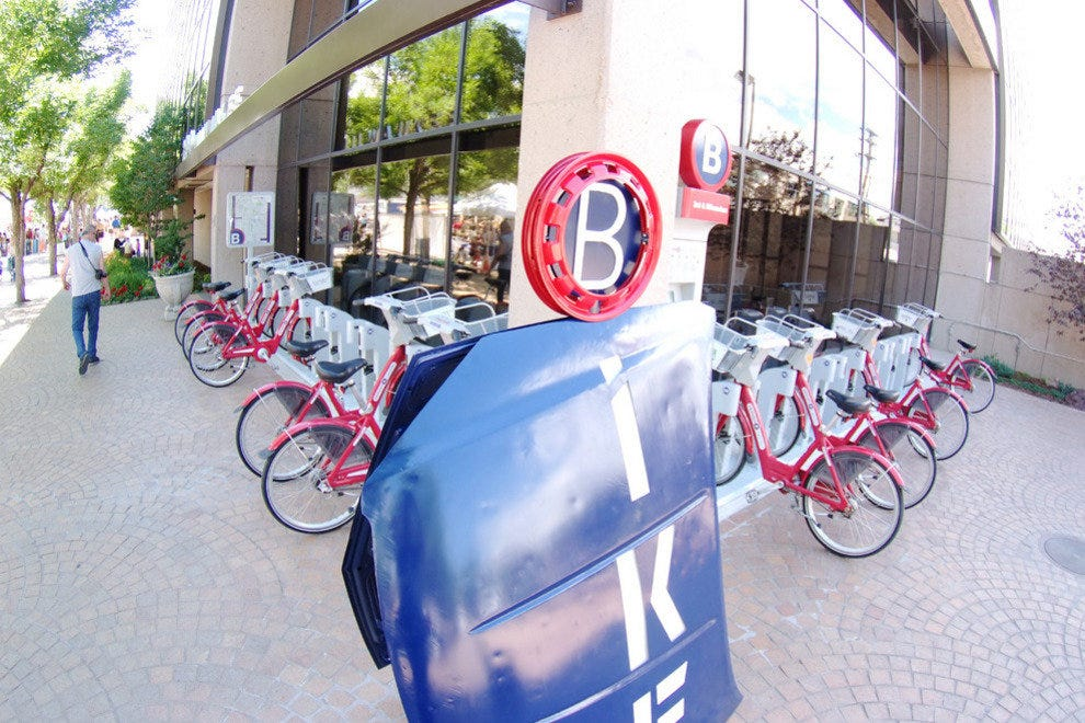Denver B-Cycle