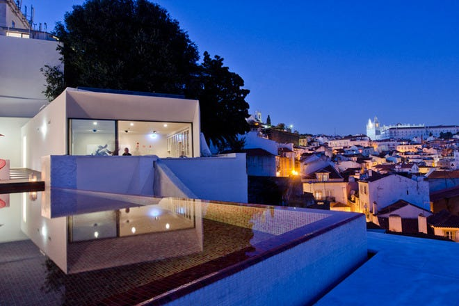 Romantic Hotels in Lisbon