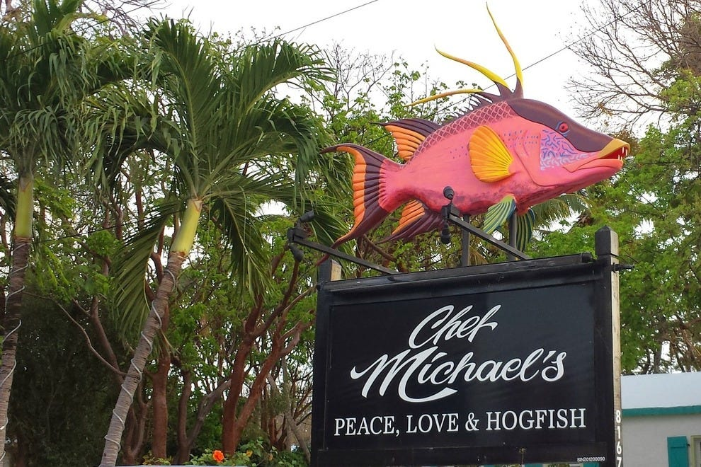 Chef Michael's Islamorada