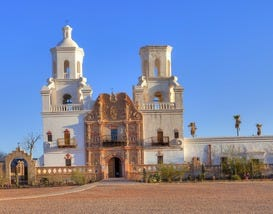 10Best Beautiful Spanish Missions Across the West