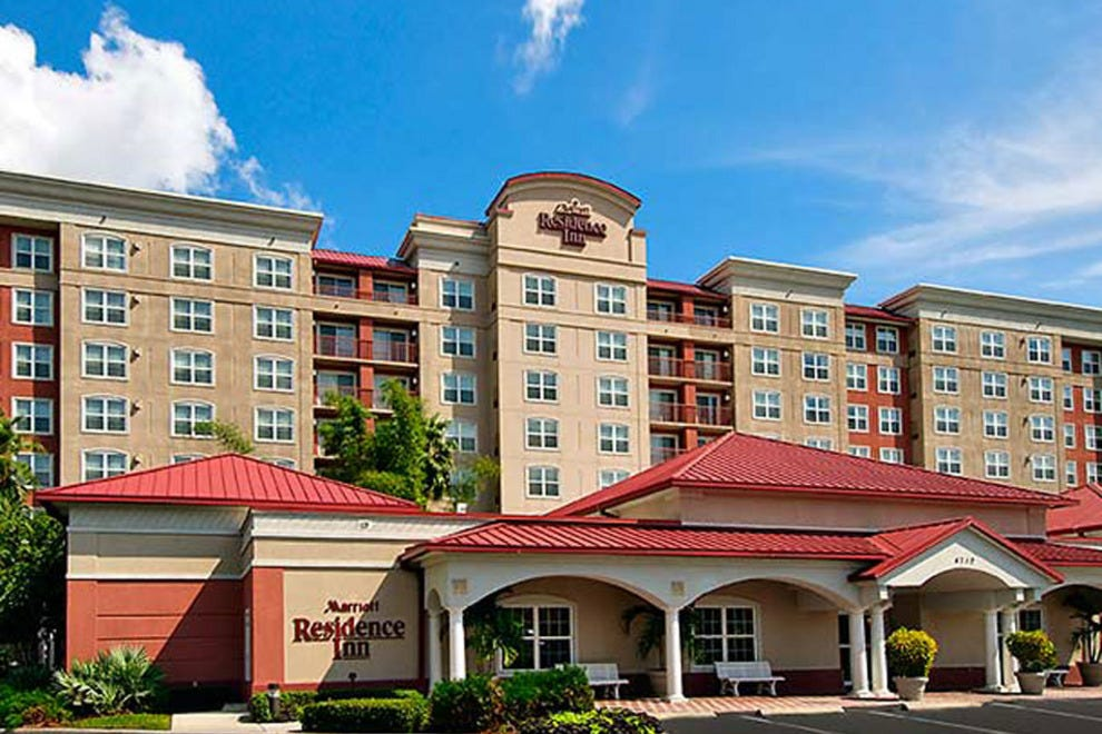 Residence Inn by Marriott Tampa Westshore/Airport