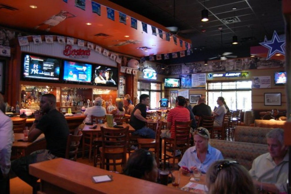 Restaurants Near Arlington Tx Ballpark
