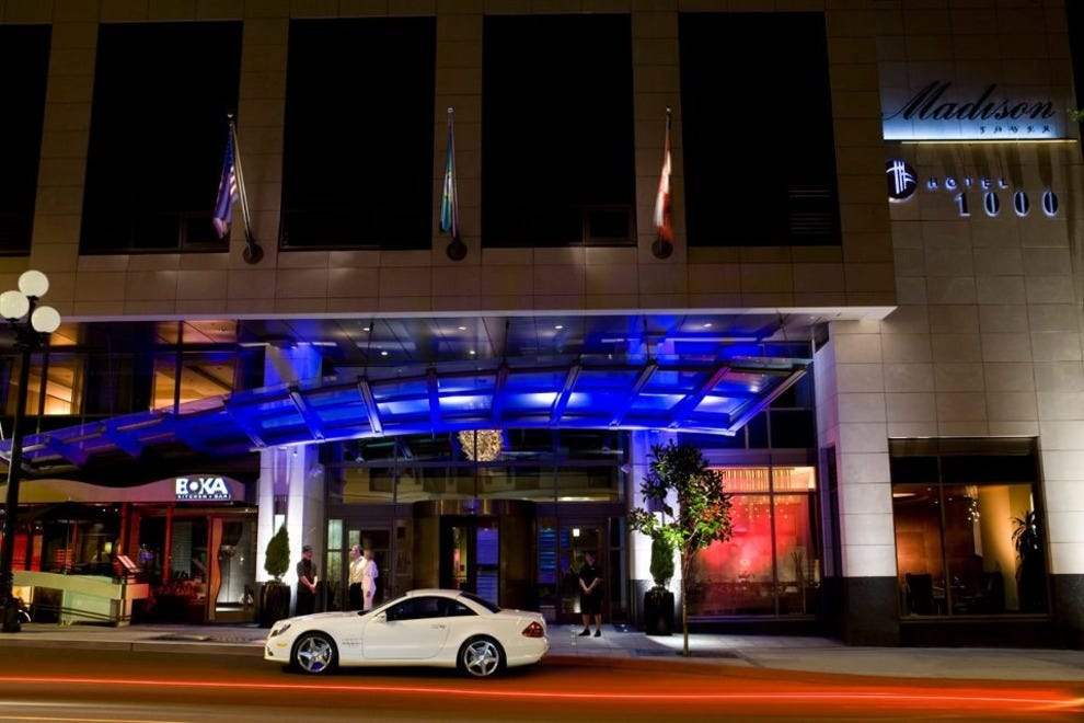 Hotels near CenturyLink Field: Hotels in Seattle