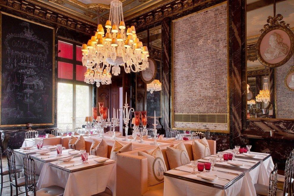 Cristal room paris restaurants review 10best experts for Best dining rooms paris