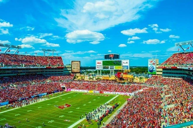 Hotels near Raymond James Stadium