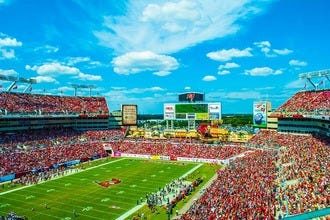Tampa Hotels from Upscale to Budget-Friendly near Raymond James Stadium