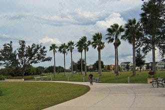 Bike Orlando's Baldwin Park for Fun and Views