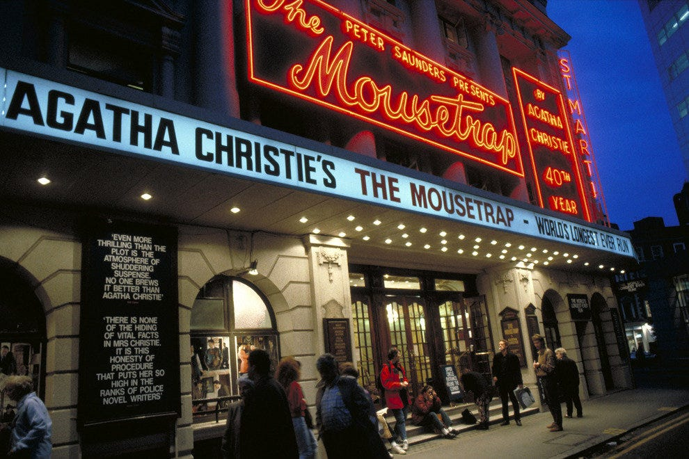 10 Things to Know about London's Theater District