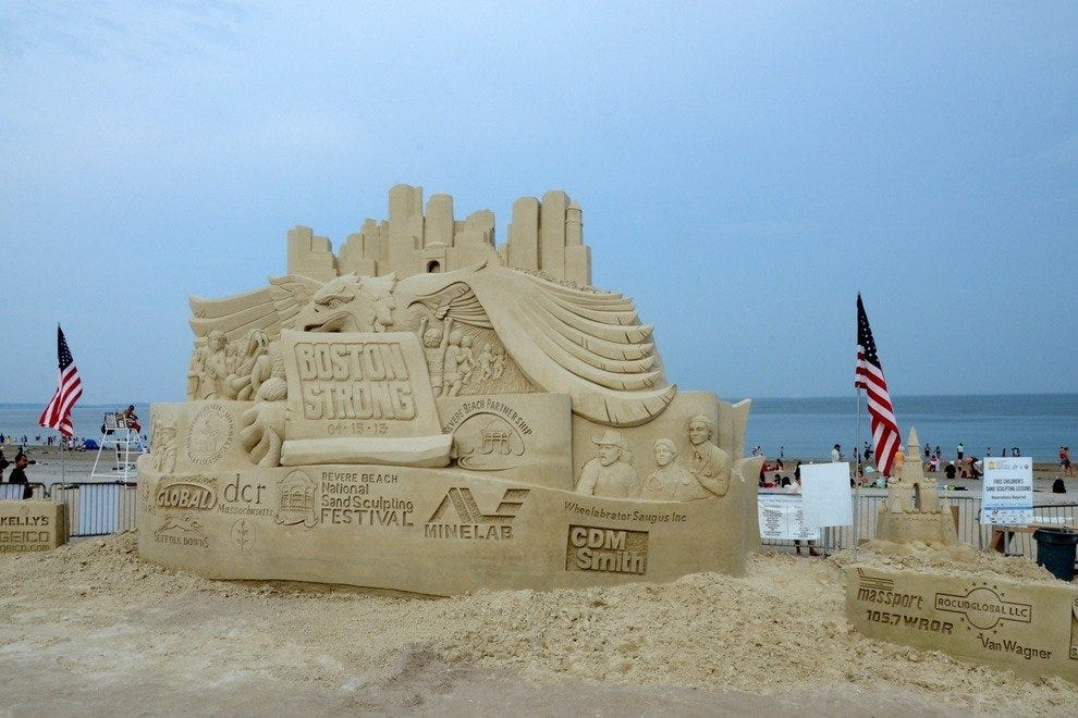 Best Sand Sculpture Competitions Trip Planning Photo - The 10 coolest sandcastle competitions in the world
