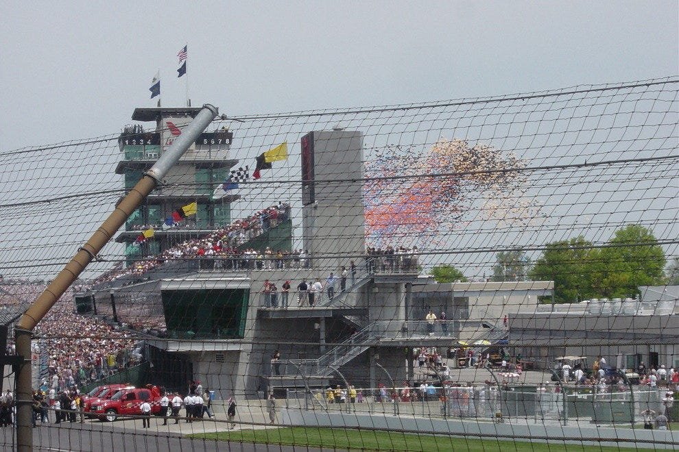 10Best Traditions at the Indianapolis 500