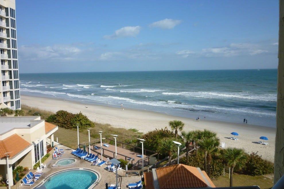 Hilton Melbourne Beach Oceanfront: Space Coast Hotels Review ...