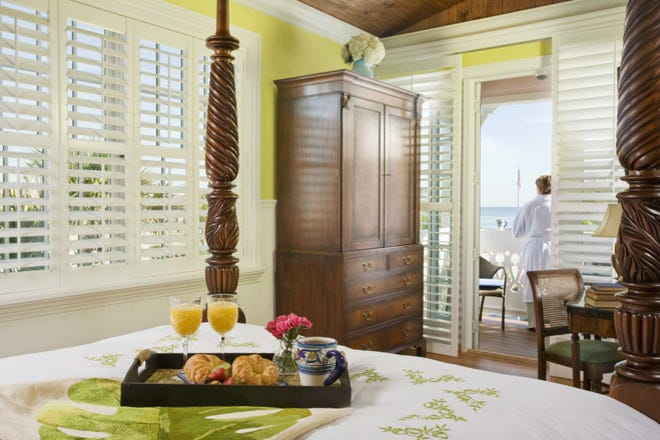 Romantic Hotels in Space Coast
