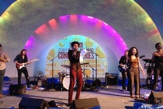 The Levitt Shell: Memphis Nightlife with a Twist