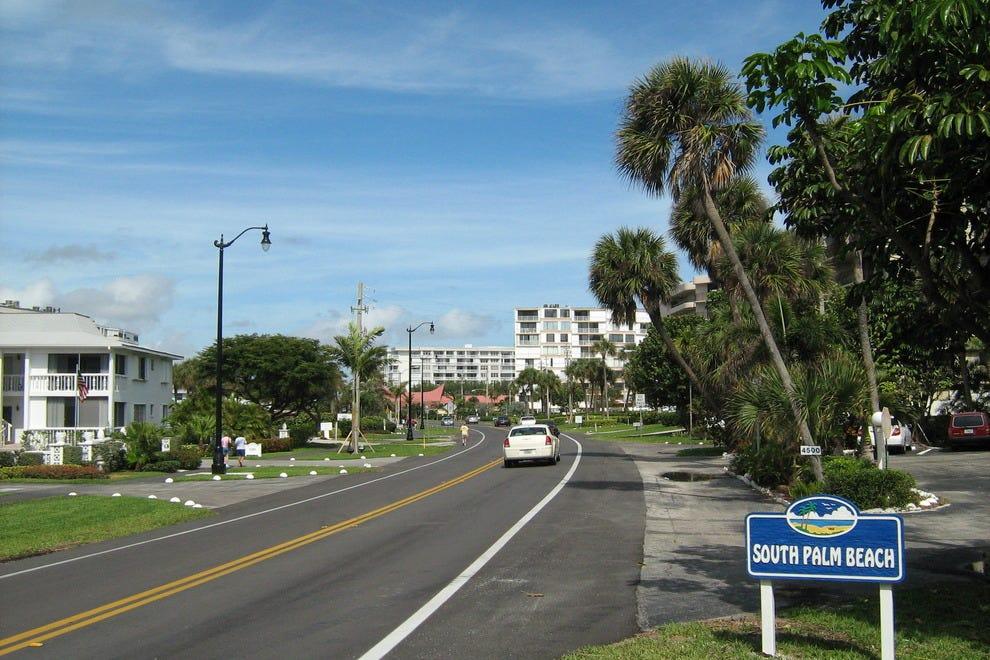 Red Trail West Palm Beach Fl