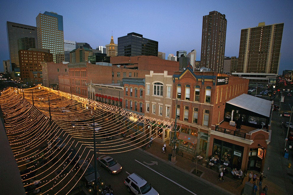 Larimer Square: Denver Shopping Review - 10Best Experts ...