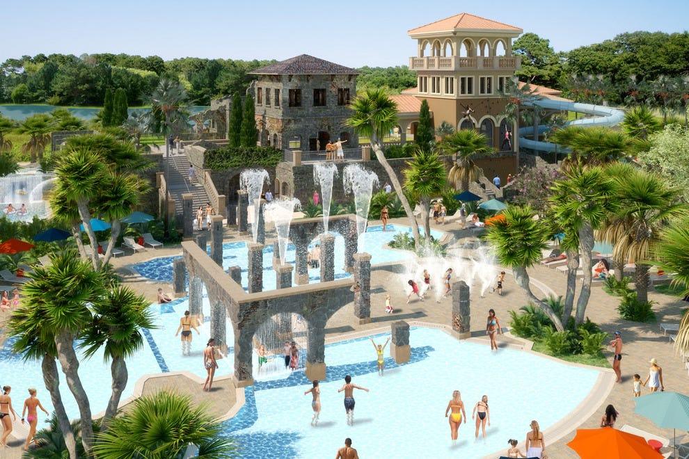 奥兰多迪斯尼世界四季度假酒店