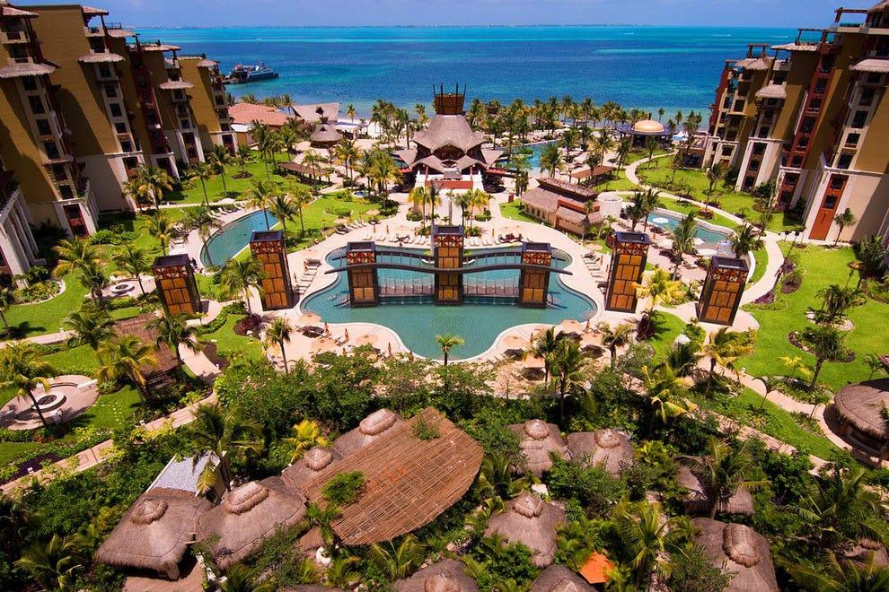 Villa Del Palmar All Inclusive Beach Resort Amp