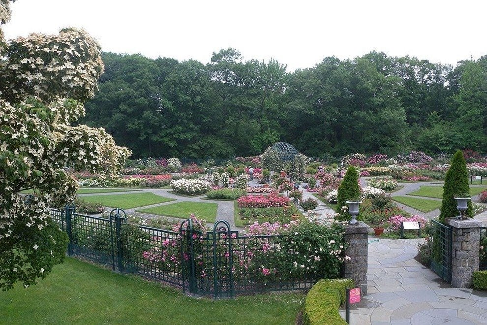 Peggy Rockefeller Rose Garden – New York