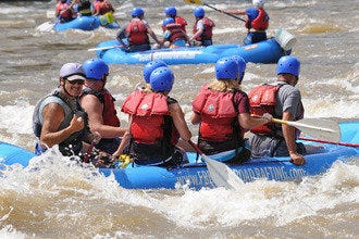 French Broad Rafting