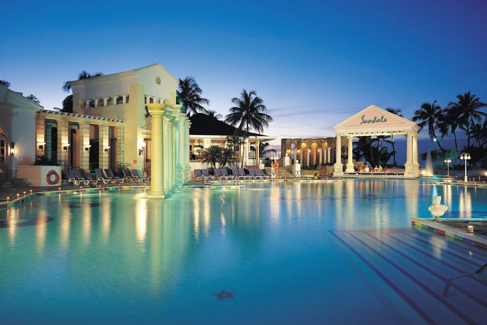 Nassau Hotels And Lodging Nassau Hotel Reviews By 10best