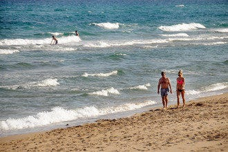 Clear Blue Seas and Sparkling Sands Await Palm Beach Vacationers