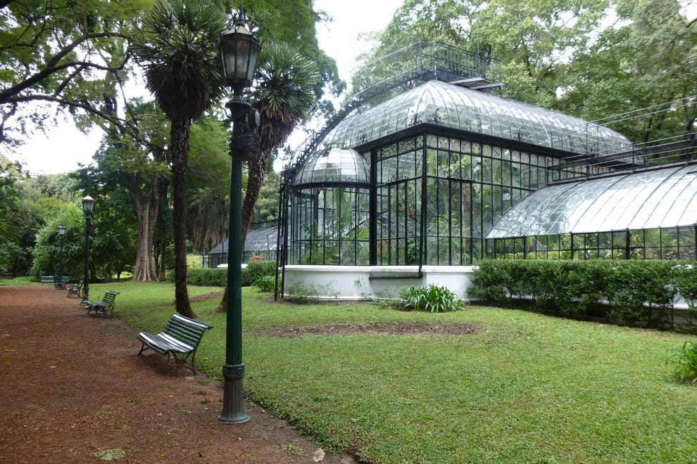 Jard n bot nico buenos aires attractions review 10best for Jardin zoologico buenos aires