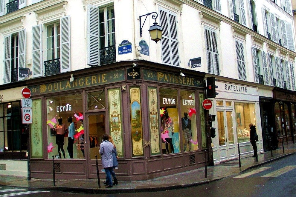 Paris Clothing Stores 10best Clothes Shopping Reviews
