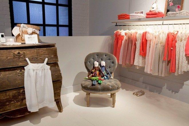 Clothing Stores in Paris