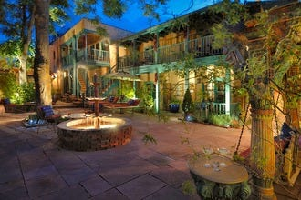 Santa Fe's Most Romantic Hotels Await You and That Special Someone