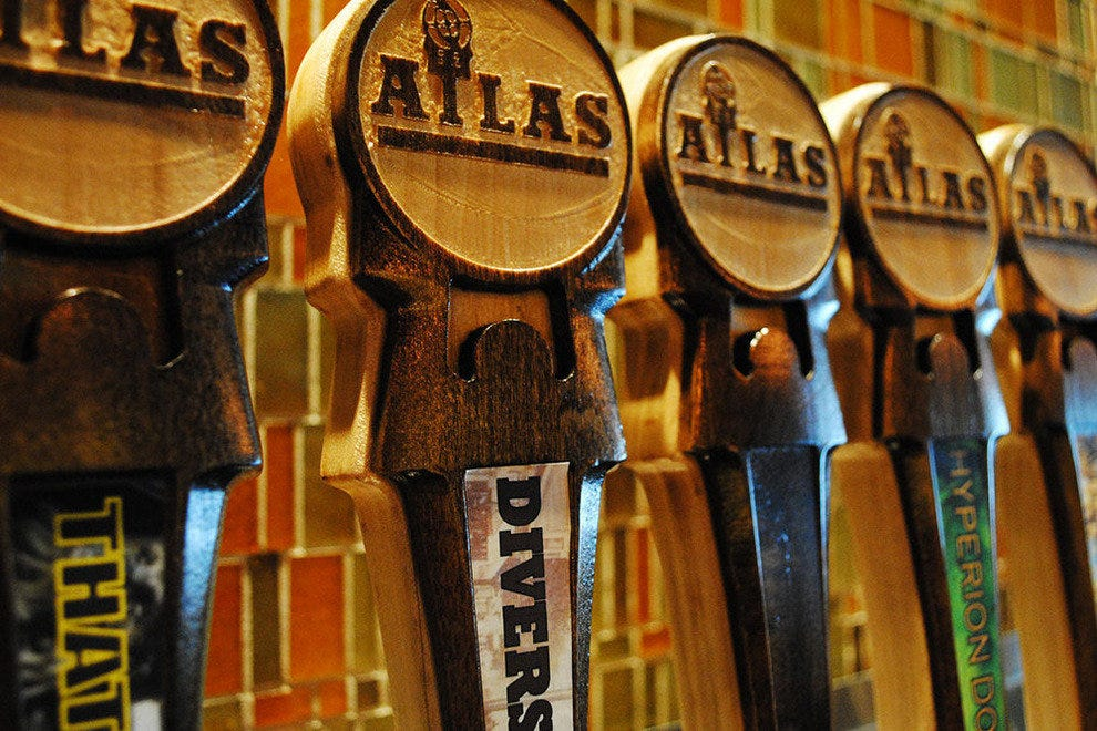 Atlas Tap House