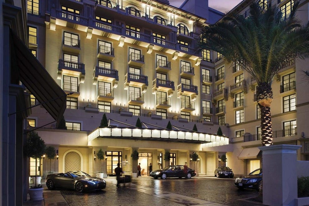 Los angeles 39 s best hotels and lodging the best los for Motor inn los angeles