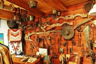 Nambe Trading Post: Western-Themed Arts and Crafts in Santa Fe