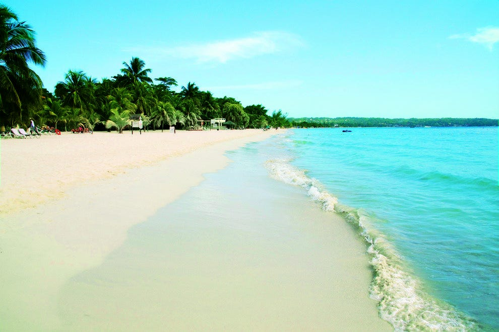 Seven Mile Beach Jamaica Attractions Review 10best