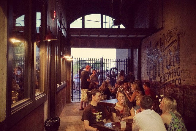 Pubs in Memphis