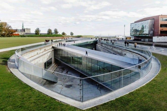 Maritime Museum Copenhagen Elsinore's Maritime Museum