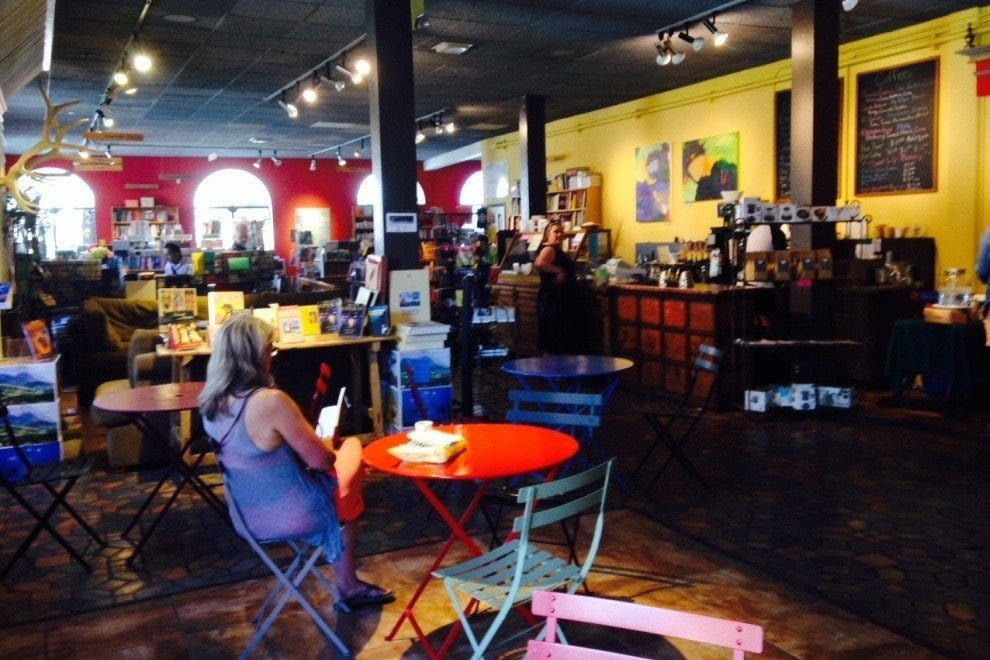 Collected Works Bookstore & Coffeehouse