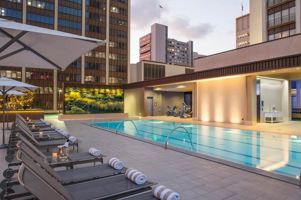 Hotels In Downtown San Diego With Pool And Spa