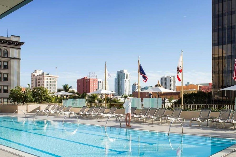 Hotels Near Cruise Port San Diego California