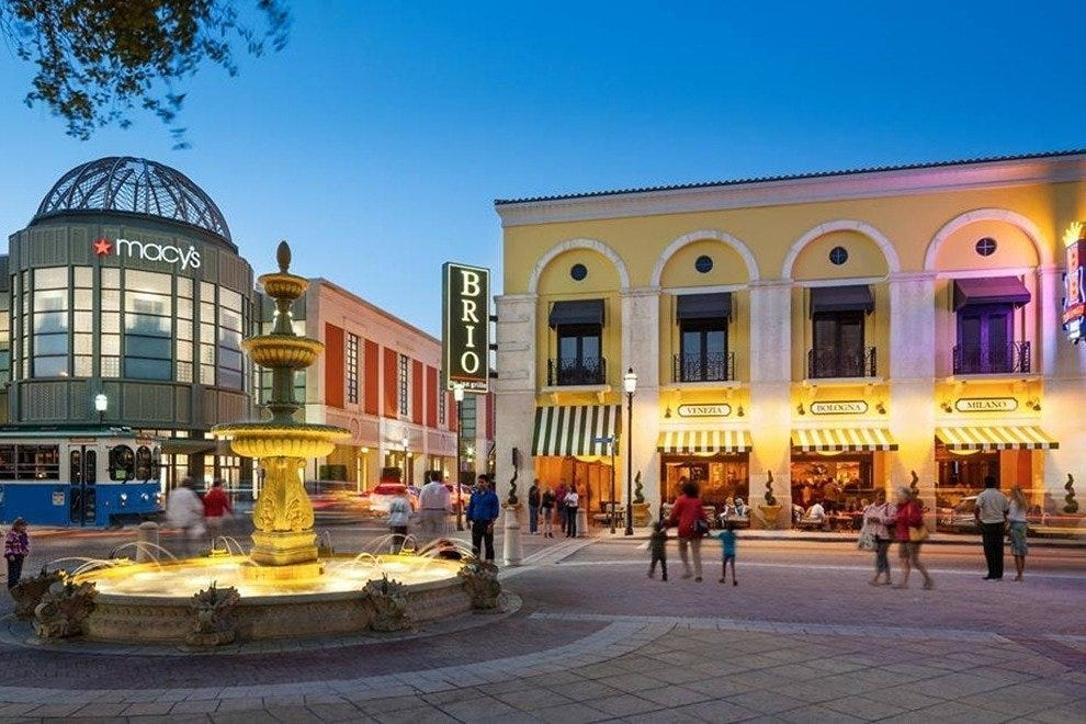 West Palm Beach Shopping City Place